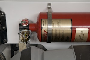 Fire Extinguisher, Automatic System