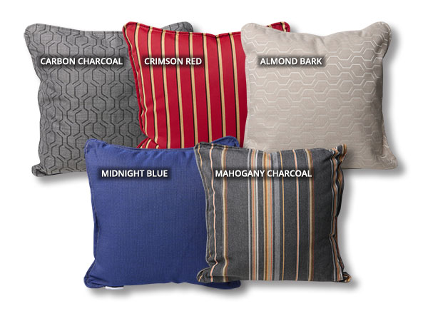 Throw Pillows, Weighted (4)
