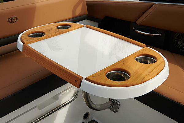 Dinette Table w/Cockpit Receptacle