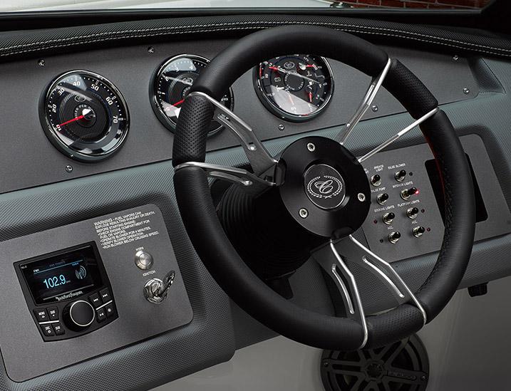 Helm & Controls
