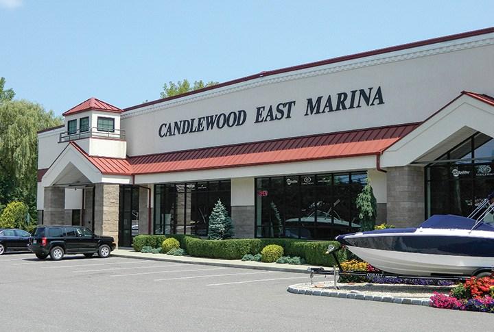 Candlewood East Marina