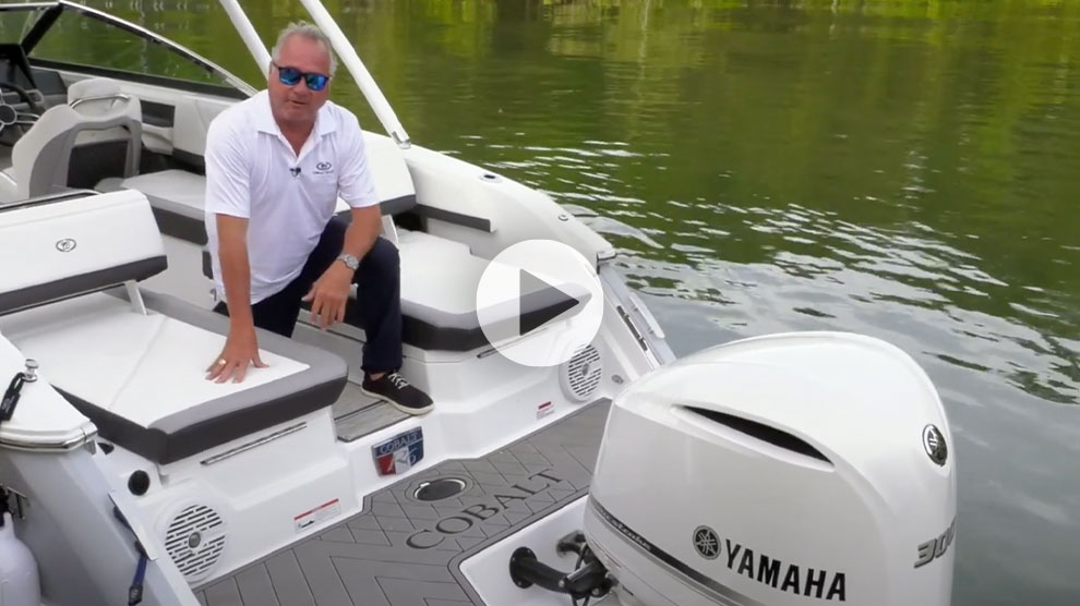 R6 Outboard Walk-Around Video