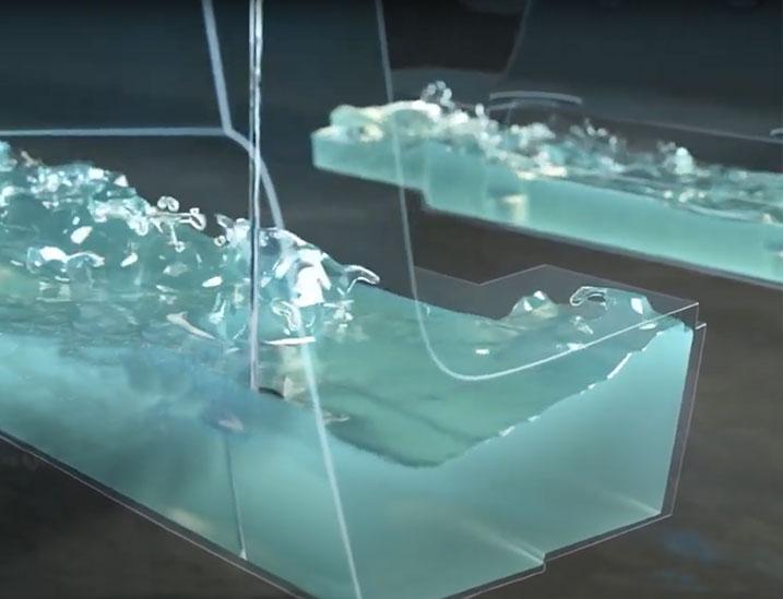 Cobalt Surf Boat Design & Construction